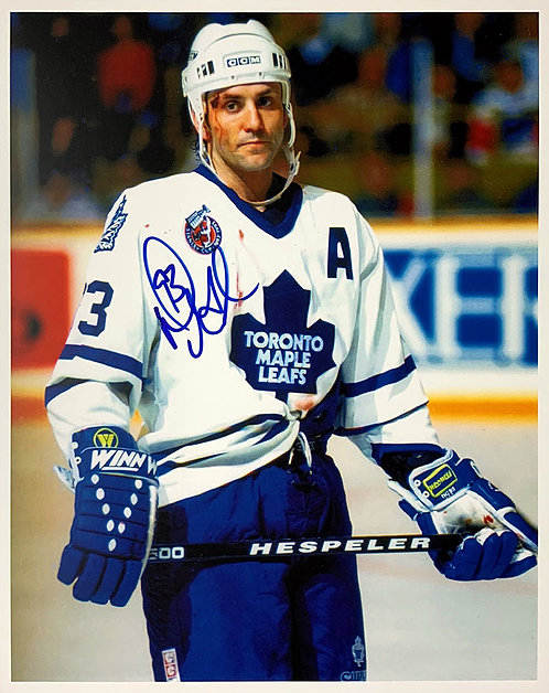 "Doug Gilmour ""Killer"""