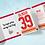Thumbnail: Killer Greeting Card - Calgary White