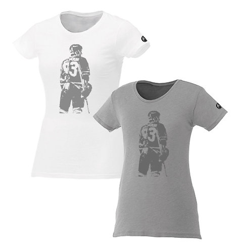 DG93® Silhouette T-Shirt - Ladies