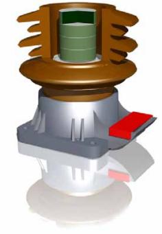 Livraison de parafoudre ABB POWER T&D Solutions au TOGO