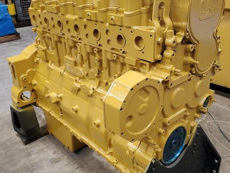 Fabrication et approvisionnement d'un moteur CATERPILLAR