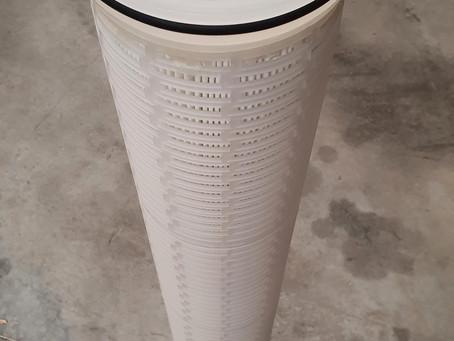 Fabrication sur mesure - Filtration Industrielle