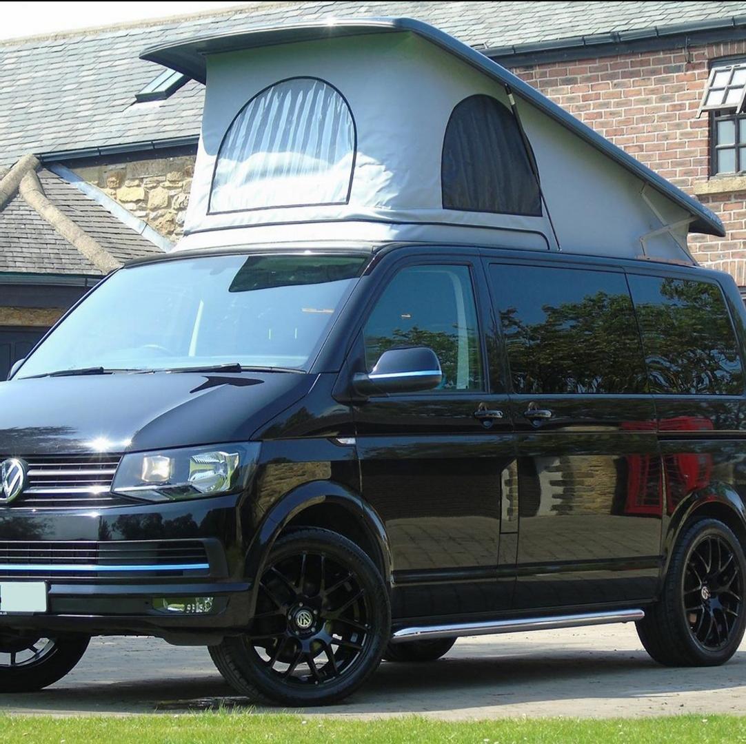 Black T6 2016 Exterior
