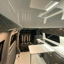 White T6 2016 Interior