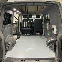 Grey T6 2016 Interior