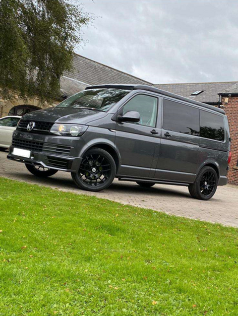 Grey T6 2016 Exterior