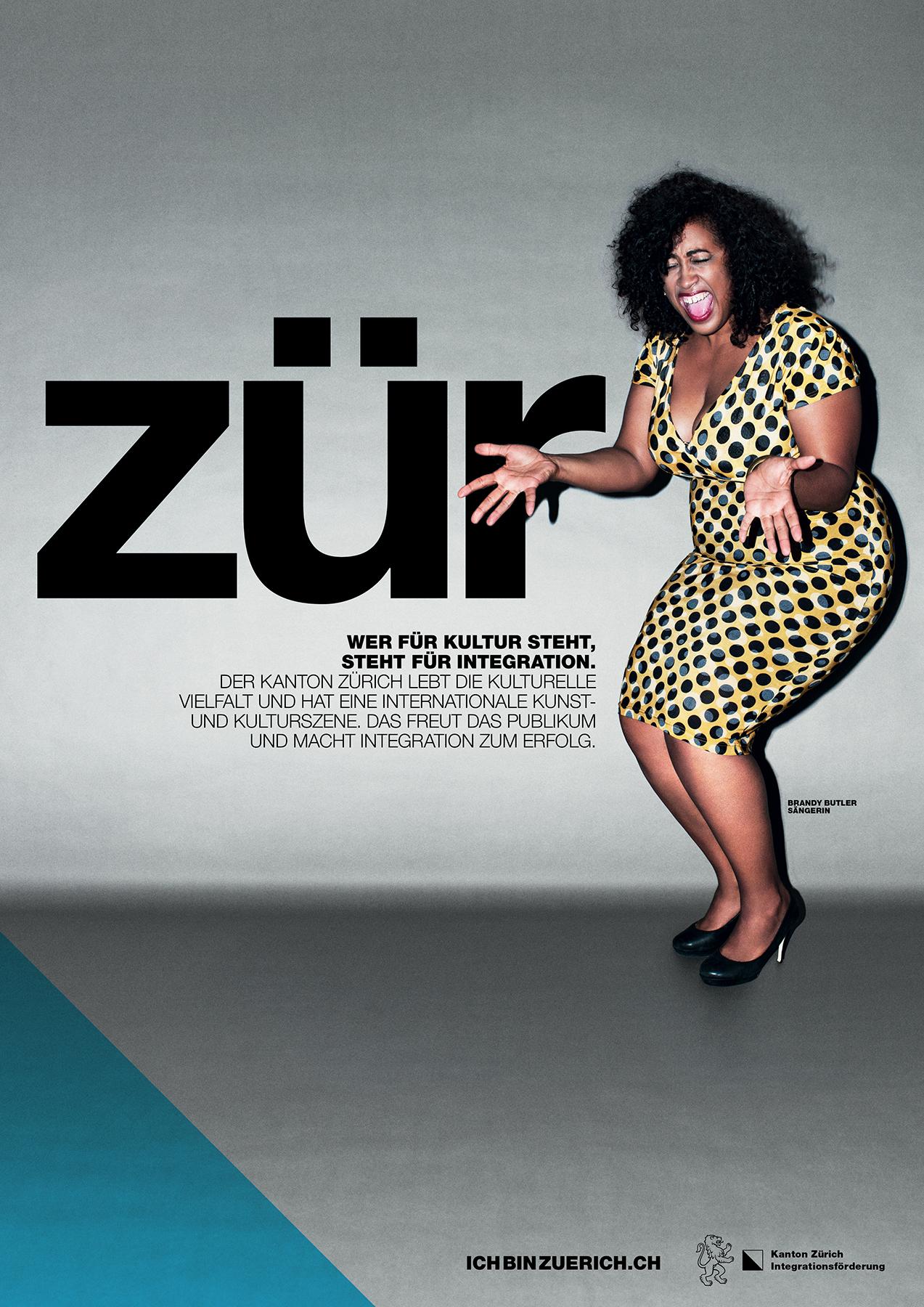 Ich bin Zürich campaign