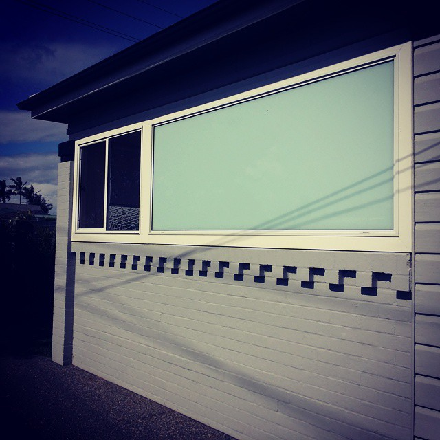 Instagram - Customer Installed this window at his house in Swansea