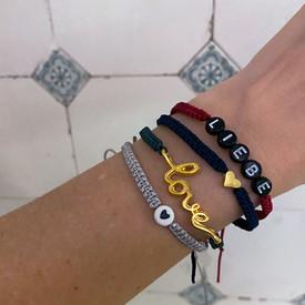 tiny LOVE Armbänder