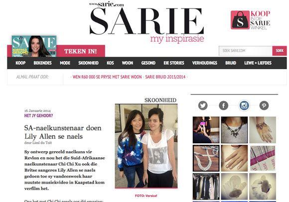 Sarie Magazine