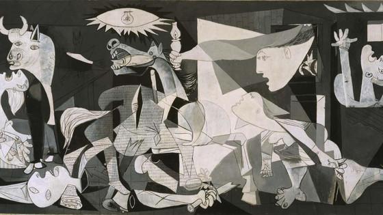¿Y si 'el Guernica' no es Guernica?
