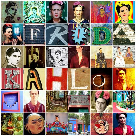 Frida llega al Dalí