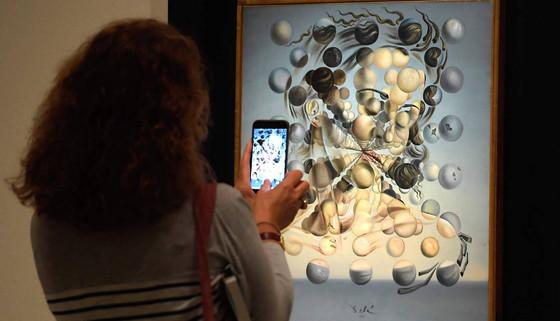Gala, artista con y sin Dalí