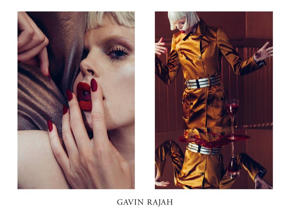 Gavin Rajah 8