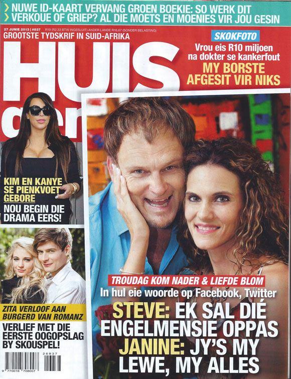 Huisgenoot Magazine