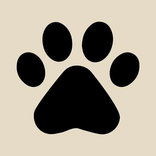DISEÑOS DE ANIMALES  Blanco 52 / Negro 521