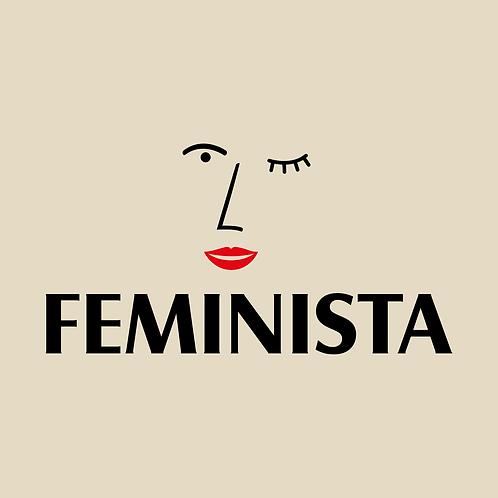 DISEÑOS DE FEMINISMO  Blanco 51 - Negro 511