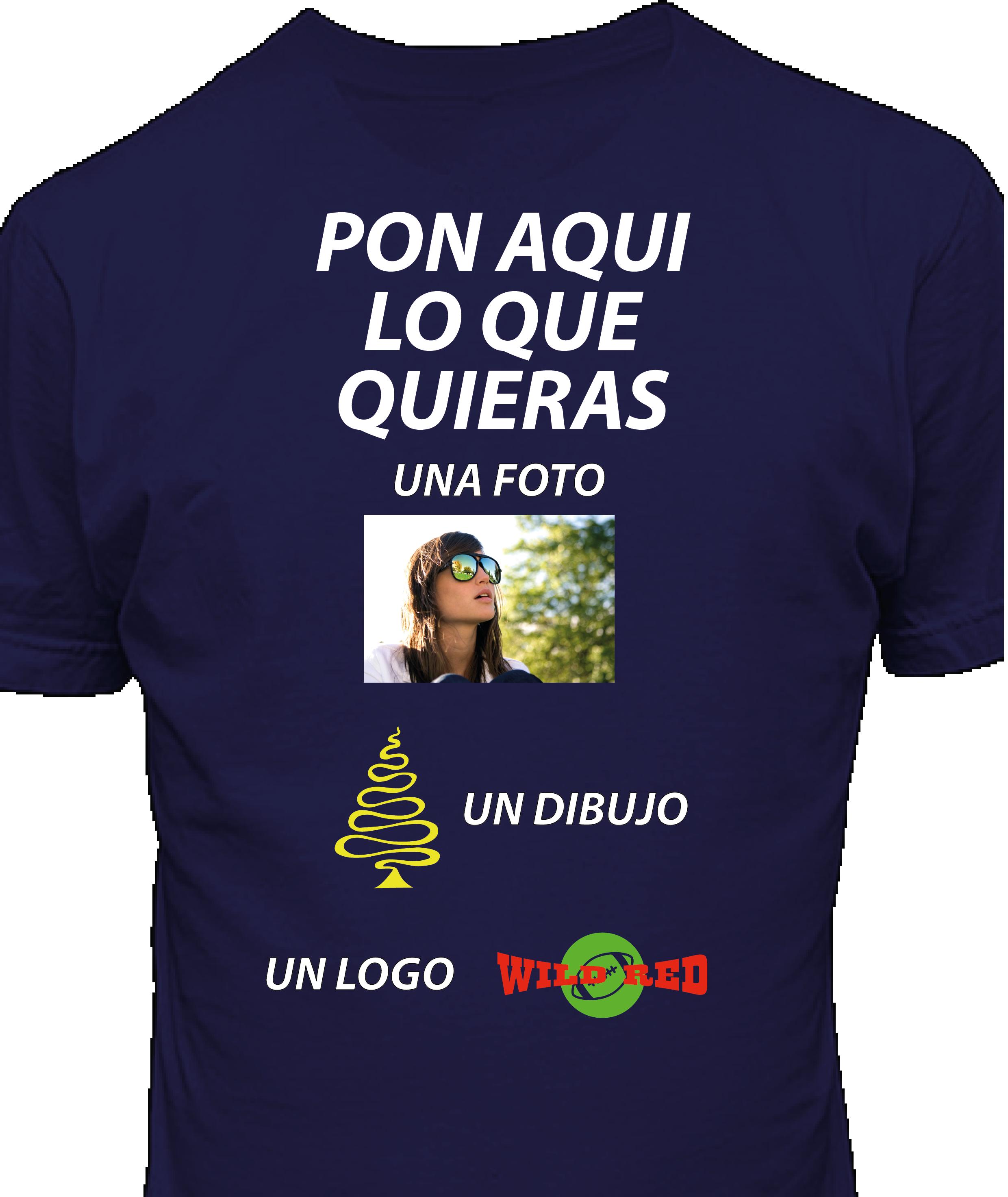 Camisetas Personalizadas  3a92c8a7551a4