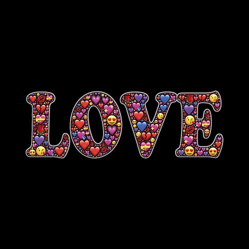DISEÑOS DE  I LOVE 061
