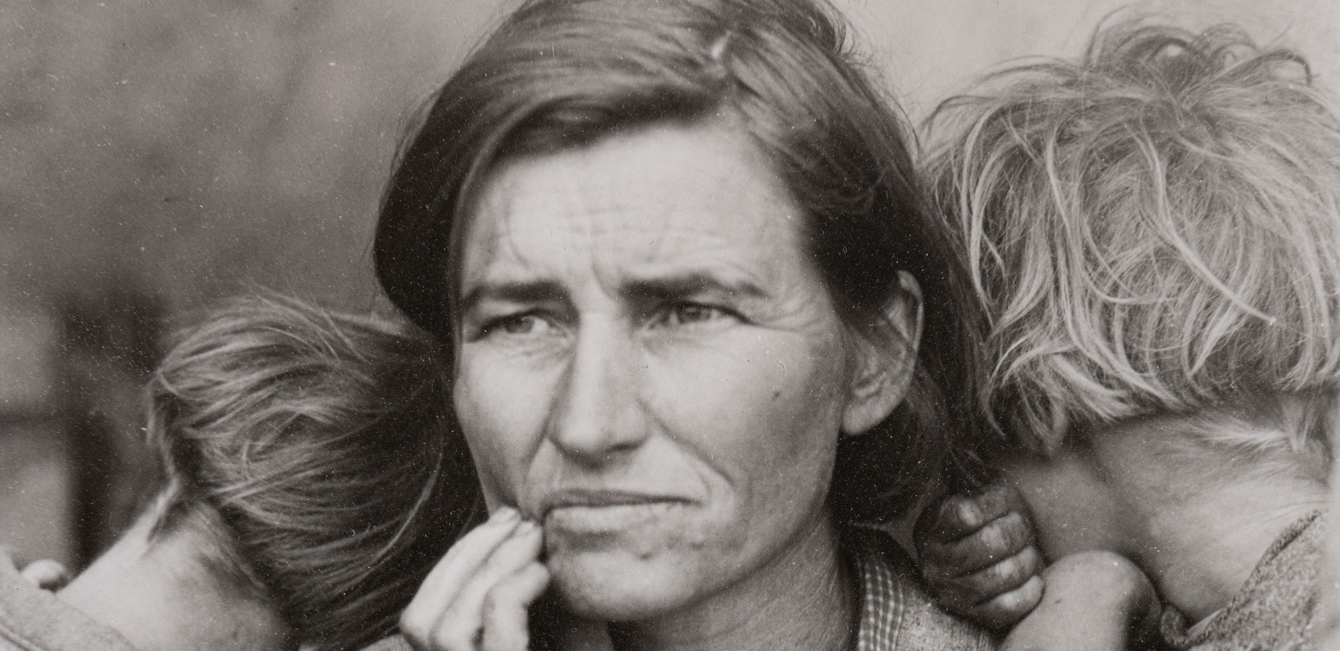 DOROTHEA LANGE (AMERICAN 1895 - 1965) Migrant Mother, Nipomo, California, 1936