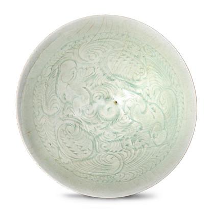 A qingbai 'boys' bowl, Song dynasty