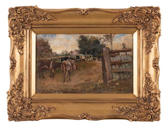 WALTER WITHERS (1854-1914) Homeward Bound