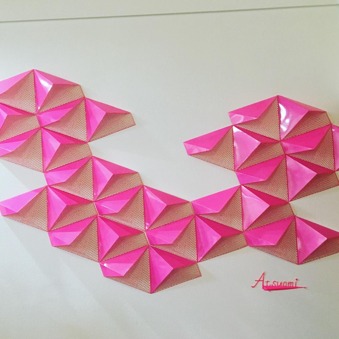 Cut of Tessellation / 切絵の平面充填