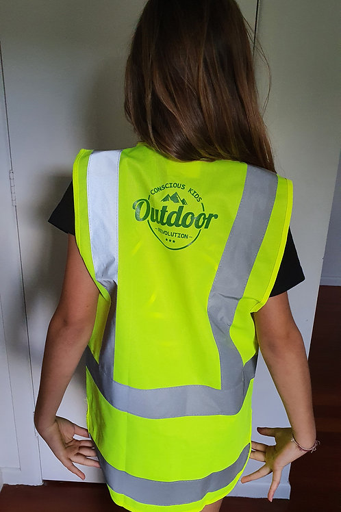 CK Outdoor Revolution - Kids' Safety Vest