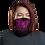 Thumbnail: Pink Skull Neck Gaiter