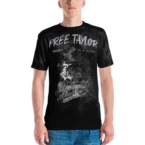 Free Taylor Project Men T-Shirt