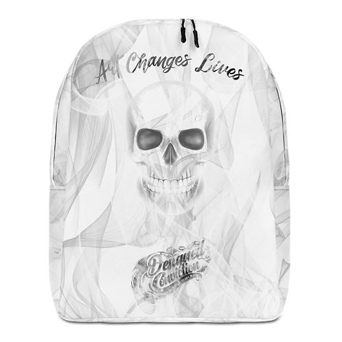 Art Changes Lives Backpack