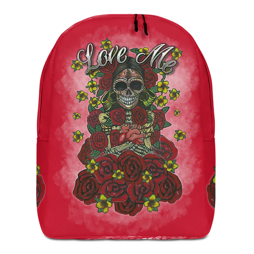 Love Me Red Backpack