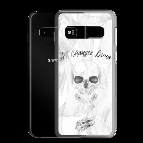 Art Changes Lives Samsung Case