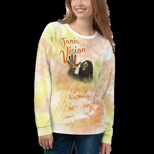 Janis Vision Unisex Sweatshirt