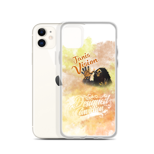 Janis Vision iPhone Case