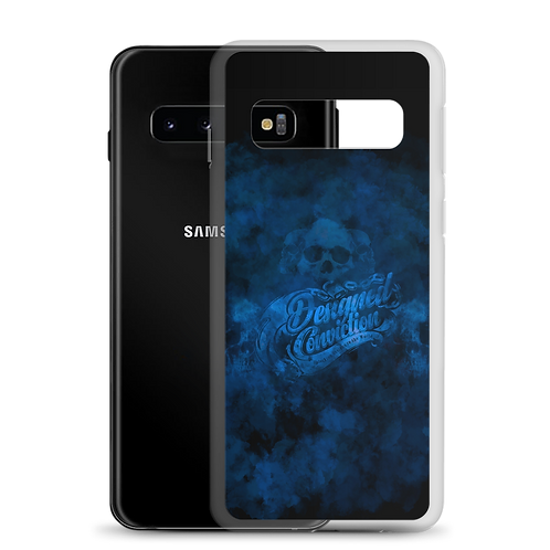 Blue Smoke Samsung Case