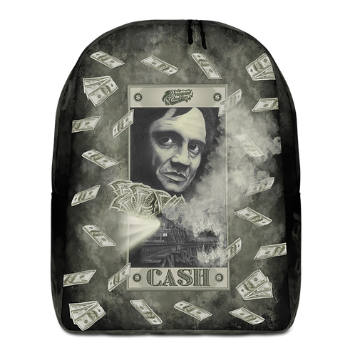 Johnny Cash Backpack