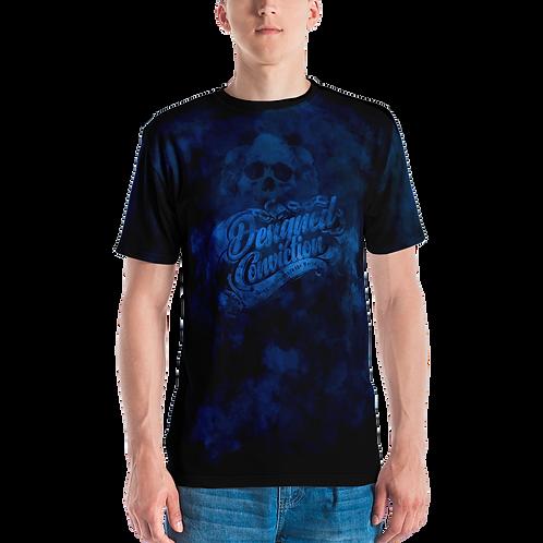 Blue Smoke Men T-shirt