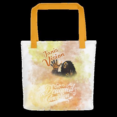 Janis Vision Tote Bag