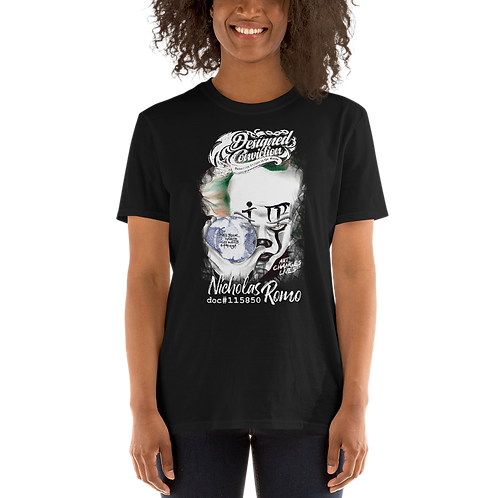 Has Your World in His Hands T-Shirt