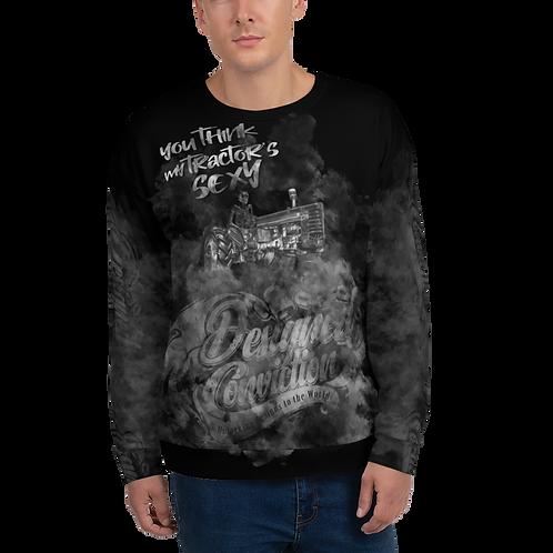 Tractor Unisex Sweatshirt