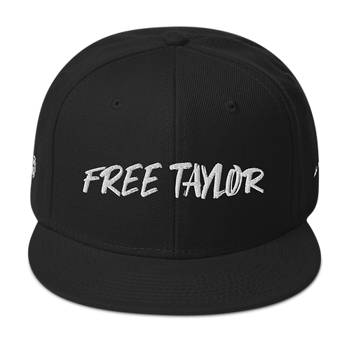 Free Taylor Project Snapback Hat
