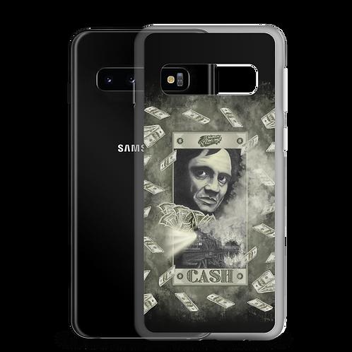 Johnny Cash Samsung Case