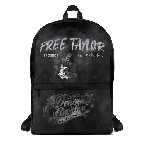 Free Taylor Project Backpack