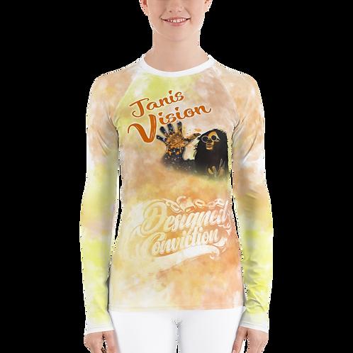 Janis Vision Women Long Sleeve Shirt