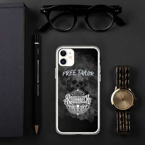 Free Taylor / Roughneck iPhone Case