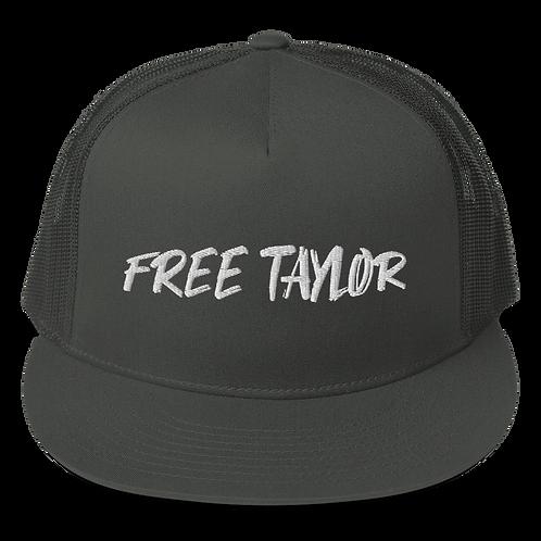 Free Taylor Project Mesh Back Snapback