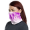 Thumbnail: Girly Pink Skull Neck Gaiter