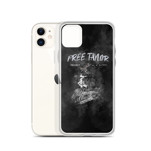 Free Taylor Project iPhone Case