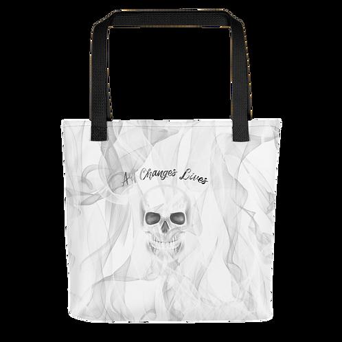 Art Changes Lives Tote Bag